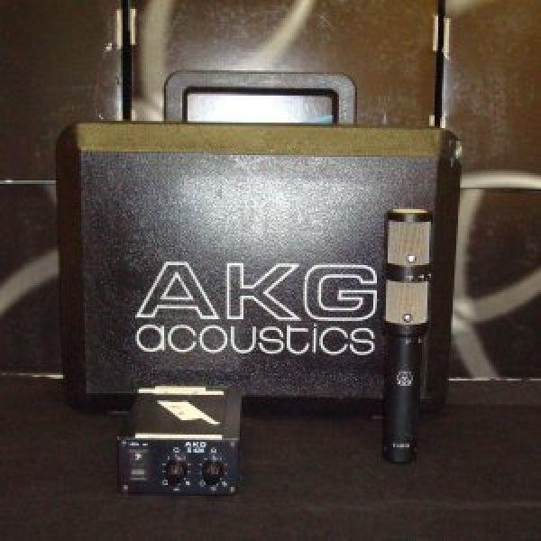 AKG Mic Repair | Land Audio Services